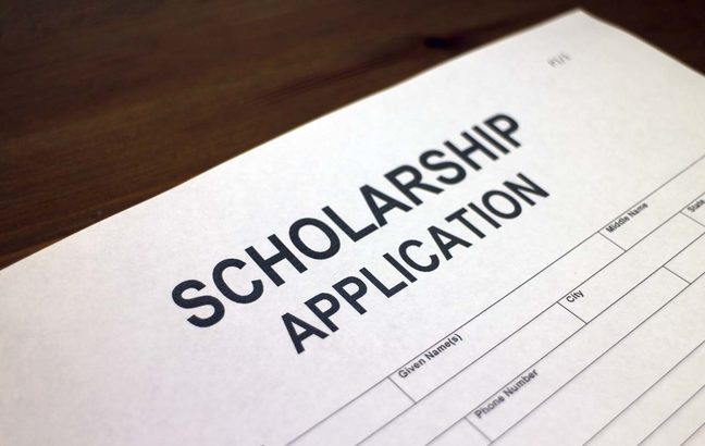 sample statement of purpose for scholarship application